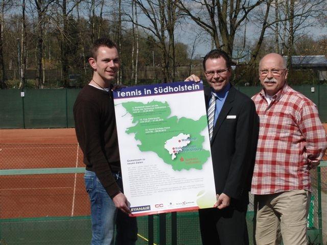 Mirco Westphal, Sven Schreyer, Wolfgang Schildknecht