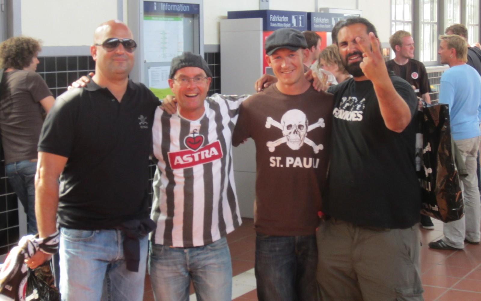 Pauli-Fans